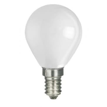 Glödlampa Klot E14 15W matt 2-pack