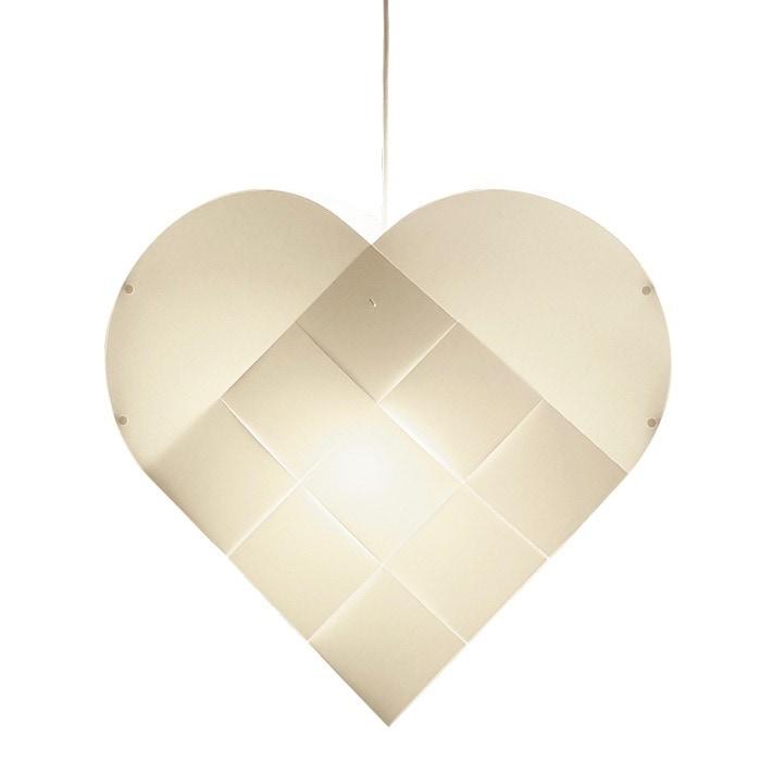 Heart Large vit