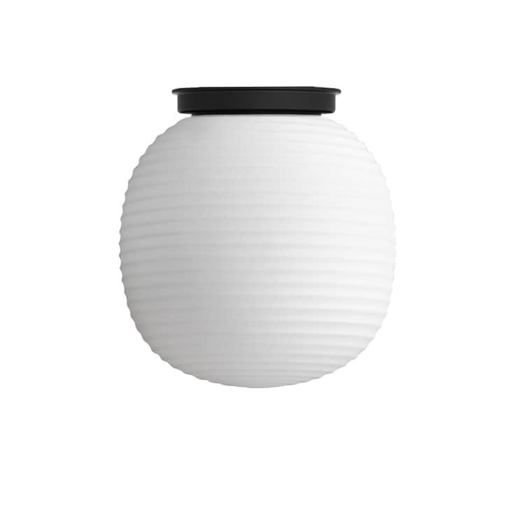 Lantern globe plafond medium