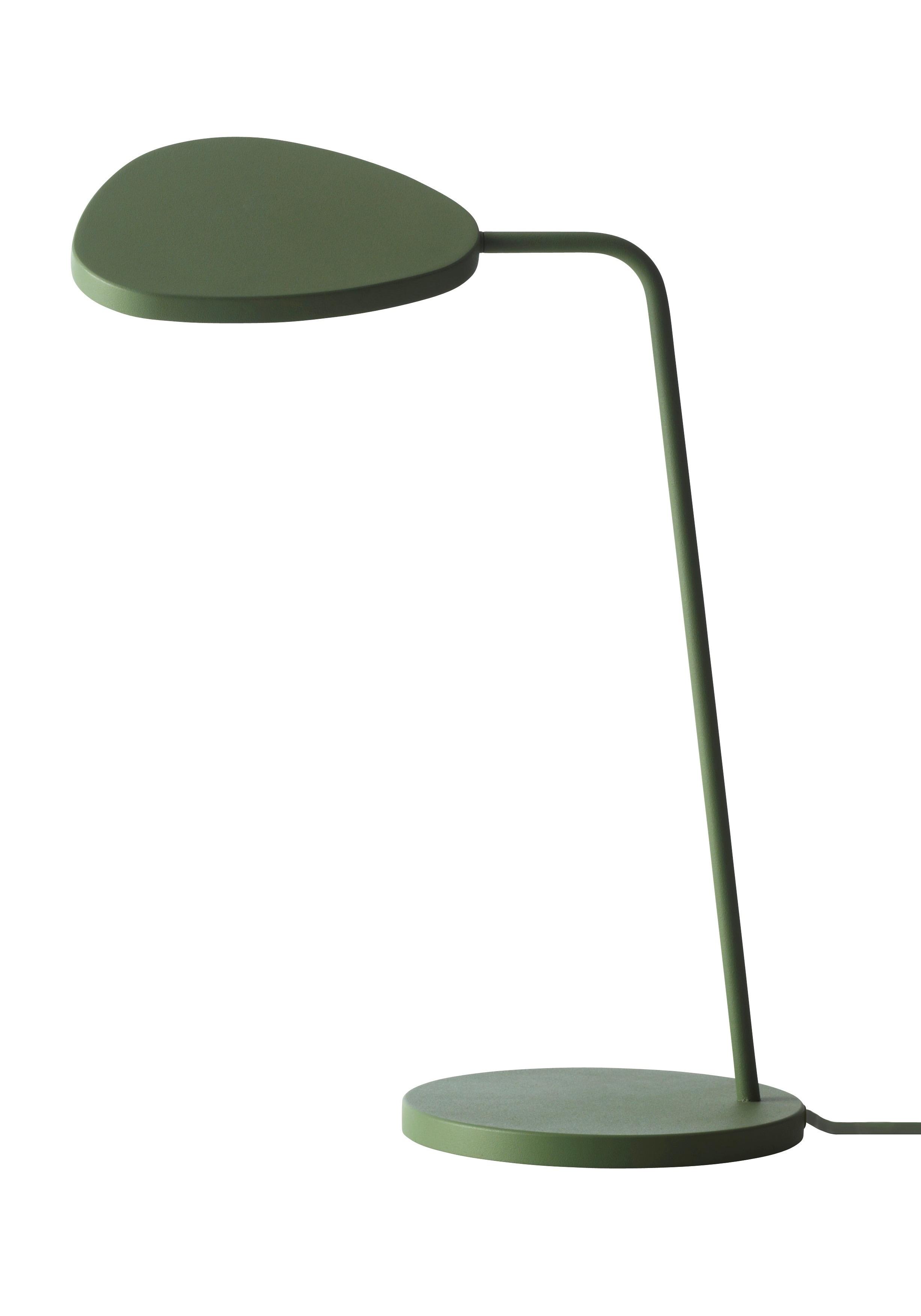 Leaf Bordslampa grön
