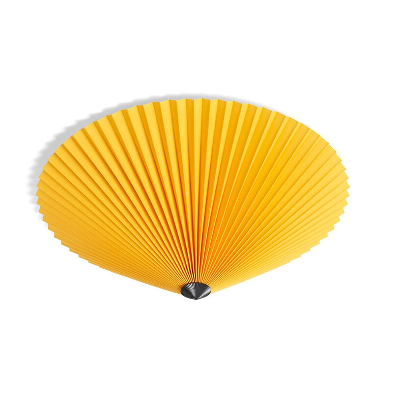 Matin Ø50 Flush Mount tak/vägglampa gul