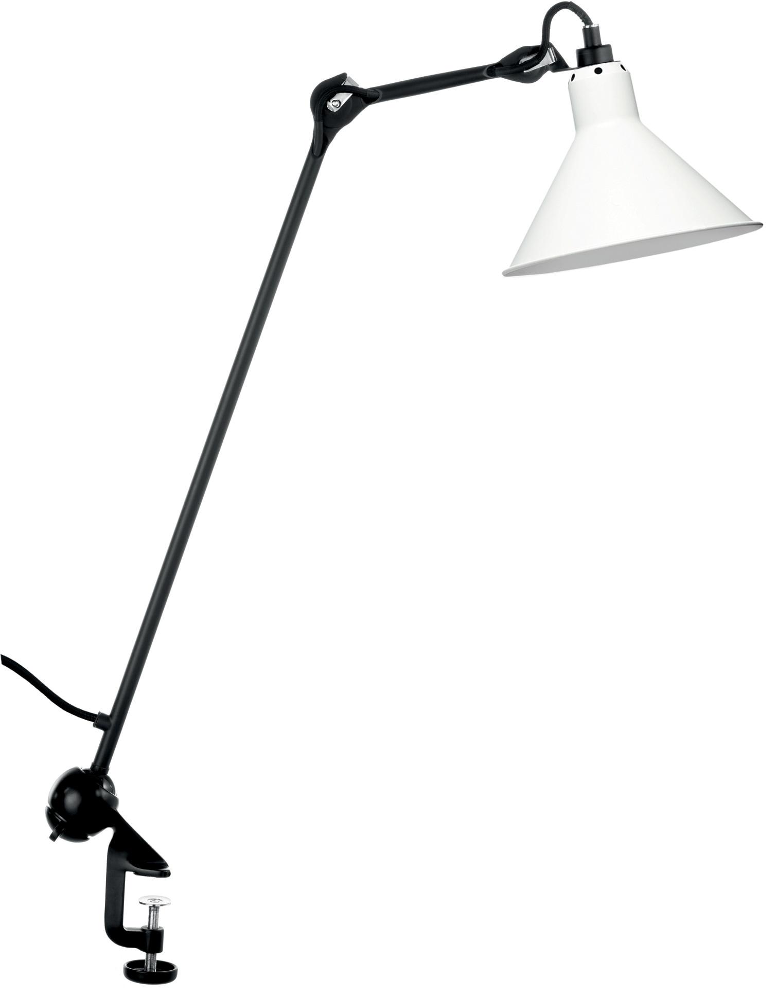 N°201 Bordslampa Vit/svart