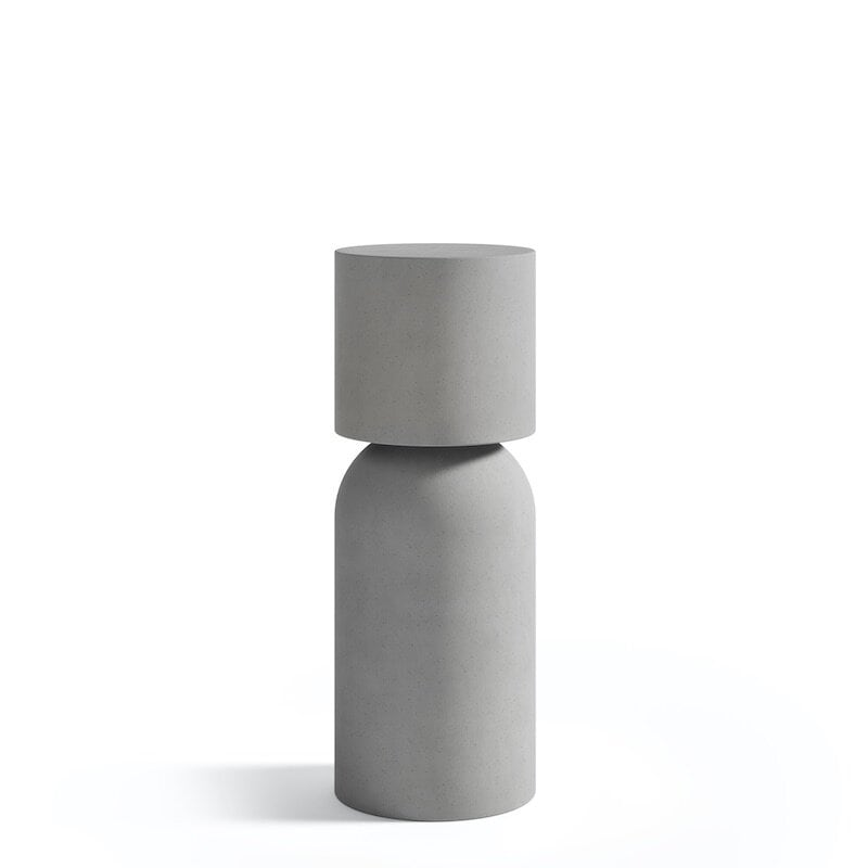 Nui A outdoor golvlampa betong