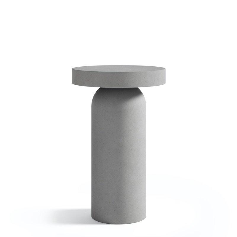 Nui C outdoor golvlampa betong