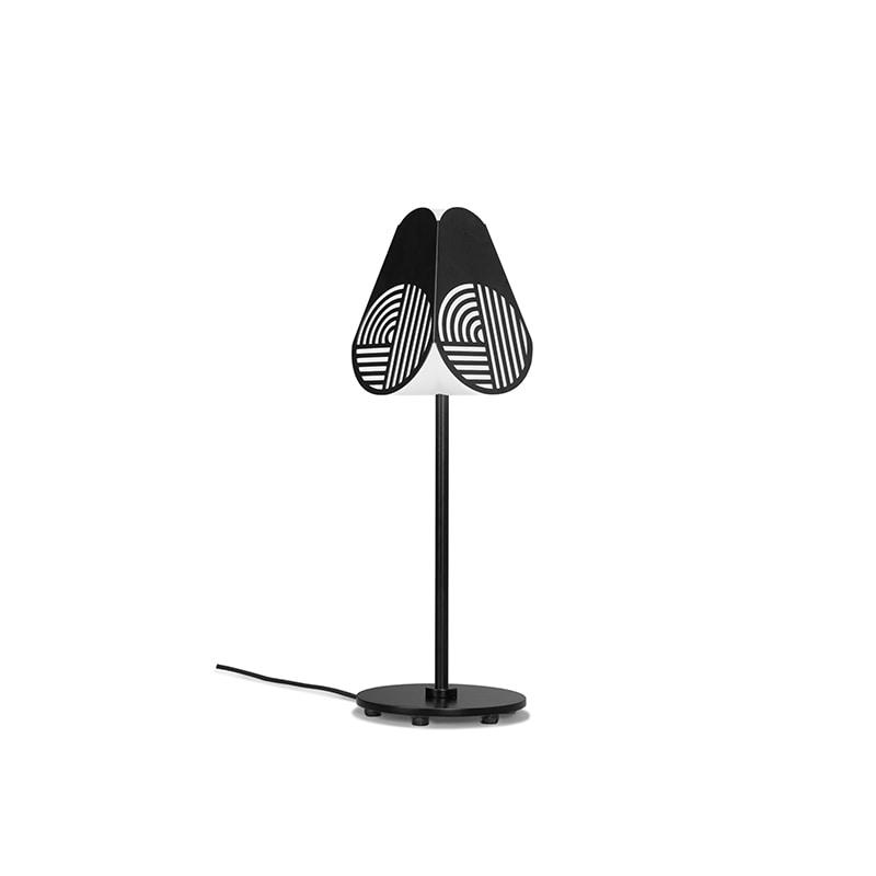 Notic bordslampa svart