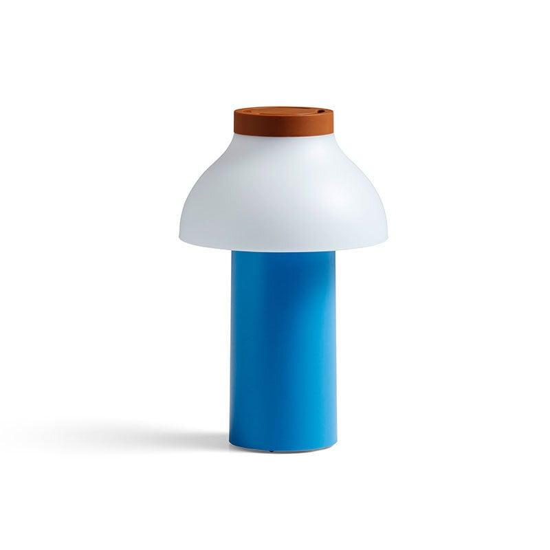 PC Portabel bordslampa sky blue