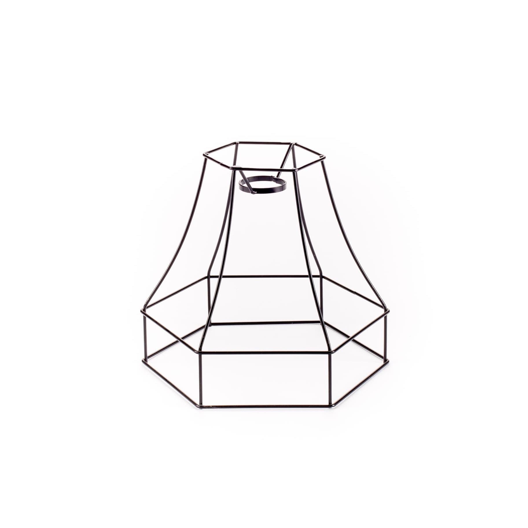 PARALUME-2 lampskärm svart