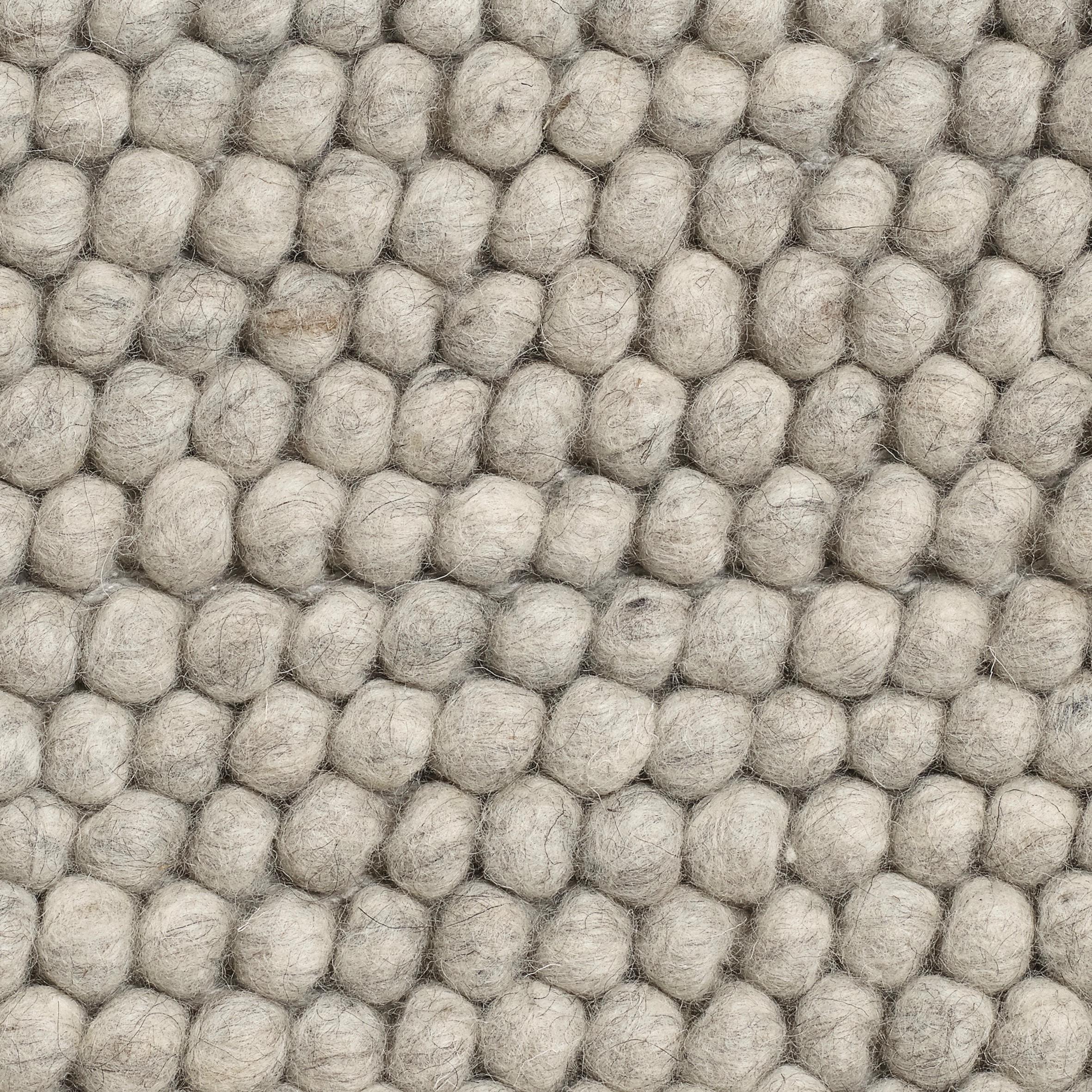 Peas matta 140 X 80 soft grey