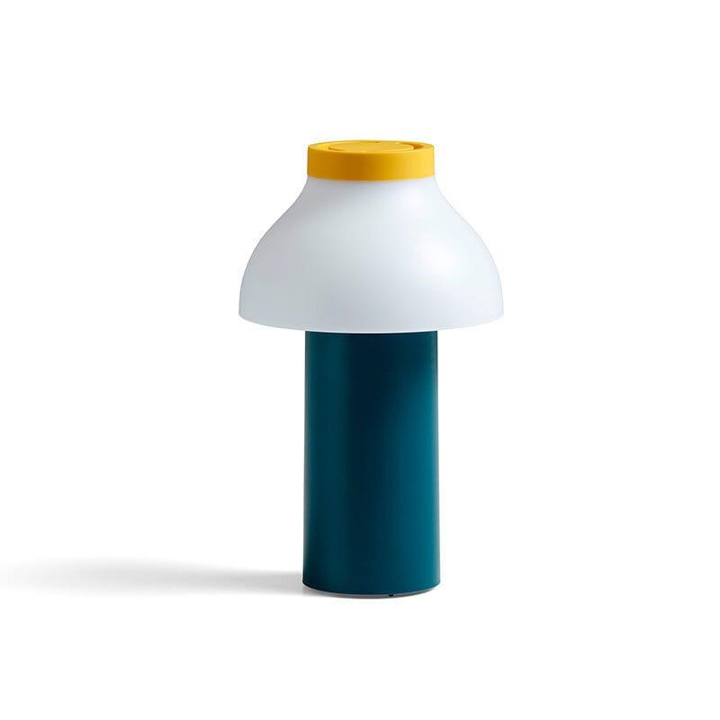 PC Portabel bordslampa ocean green