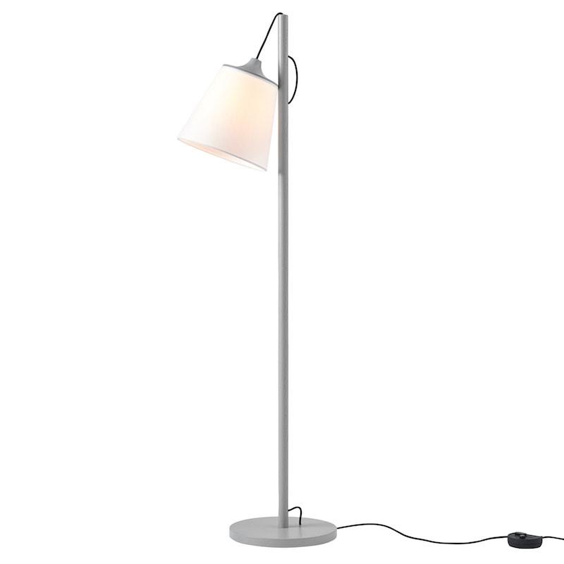 Pull Lamp Golvlampa grå