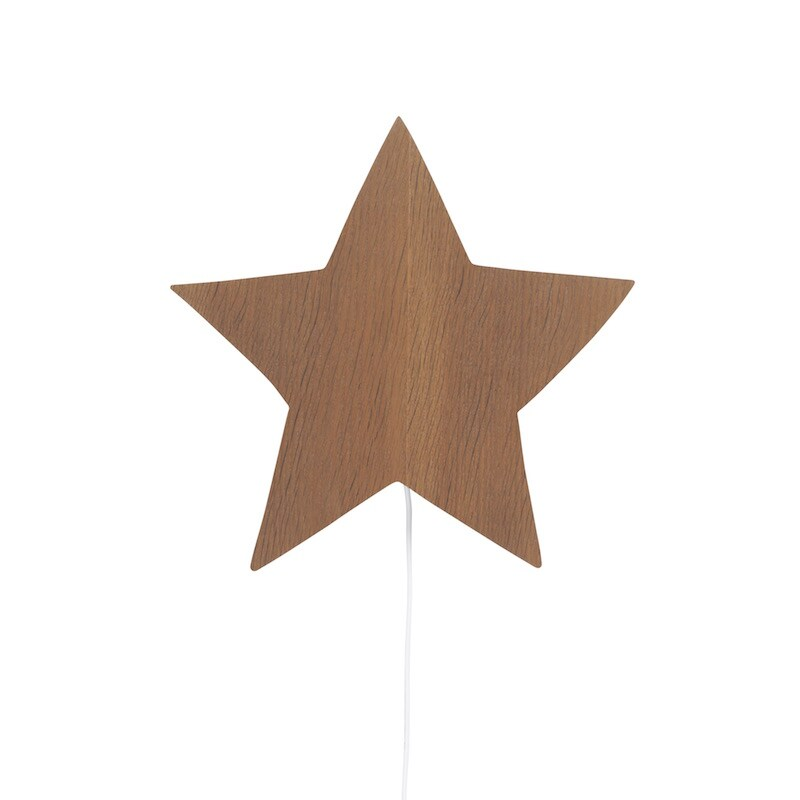 Wall lamps Star x 2 - 2