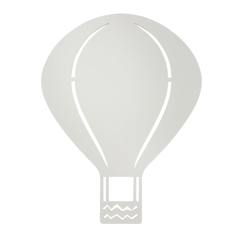 Air Ballon Lamp Grey vägglampa