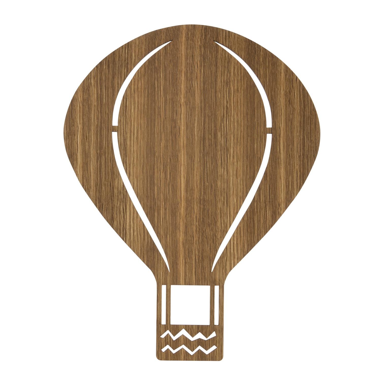 Air Ballon Lamp Smoked Oak vägglampa