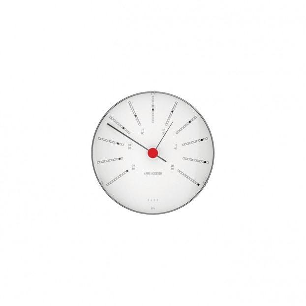 Bankers väderstation barometer