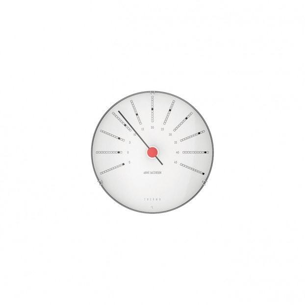 Bankers väderstation termometer