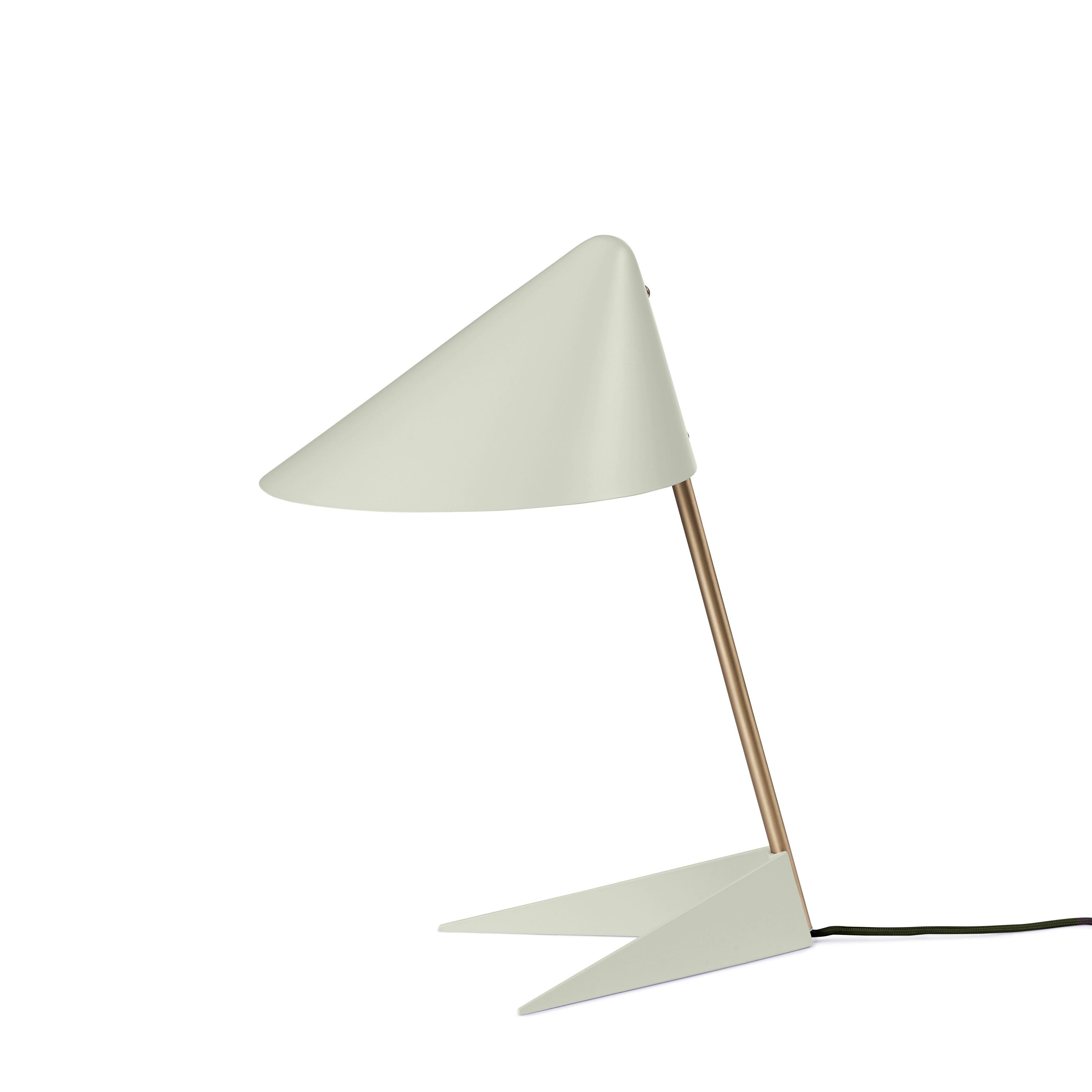 Ambience bordslampa warm white/brass