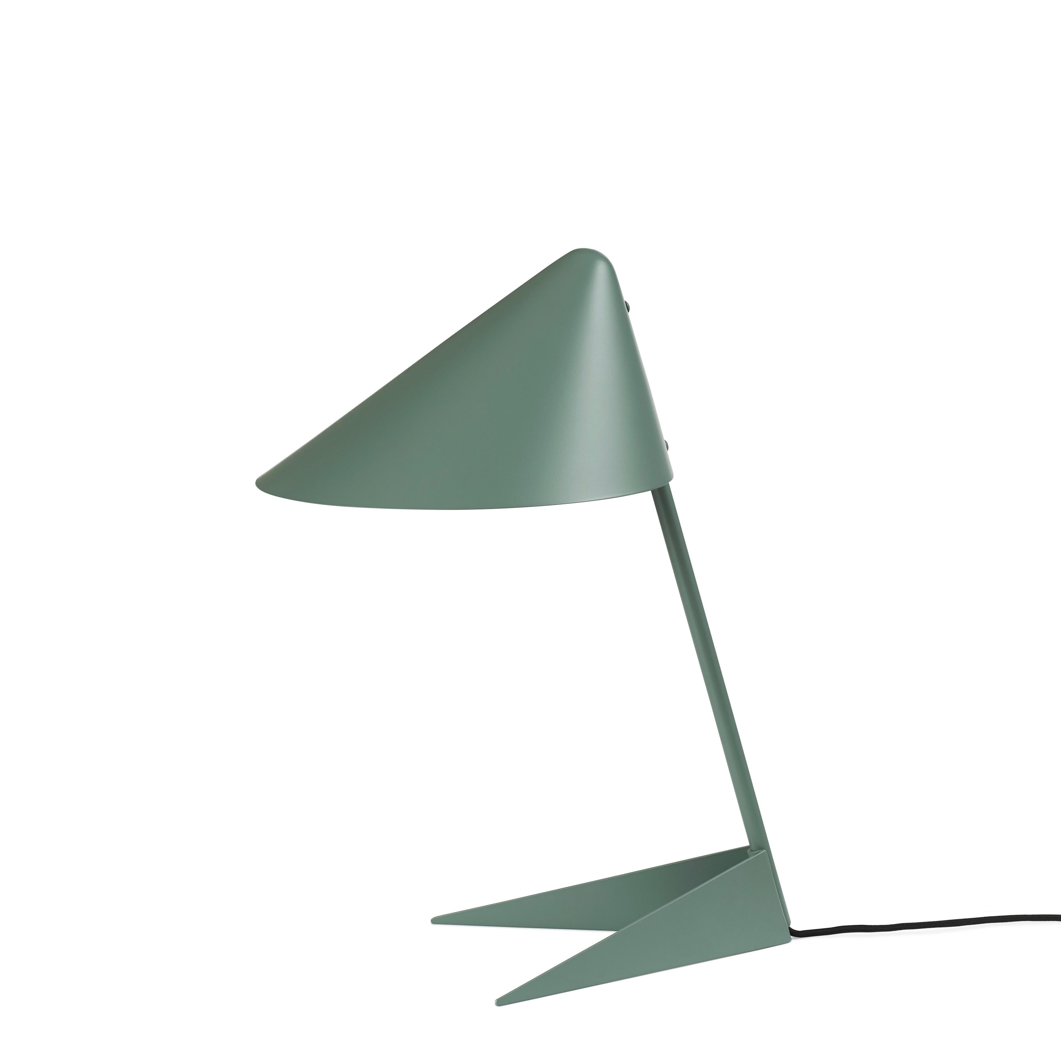 Ambience bordslampa dusty green