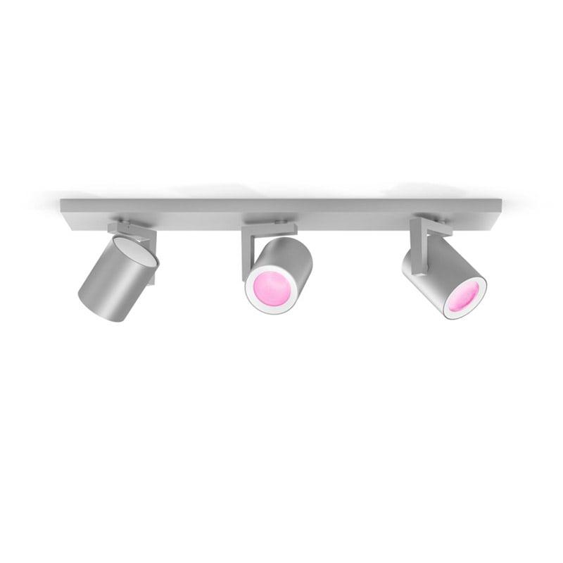Argenta Hue 3 Spotlight Aluminium