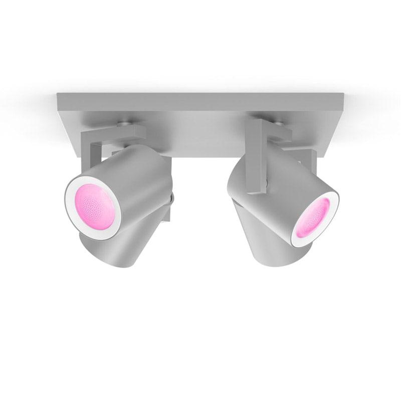 Argenta Hue 4 Spotlight Aluminium