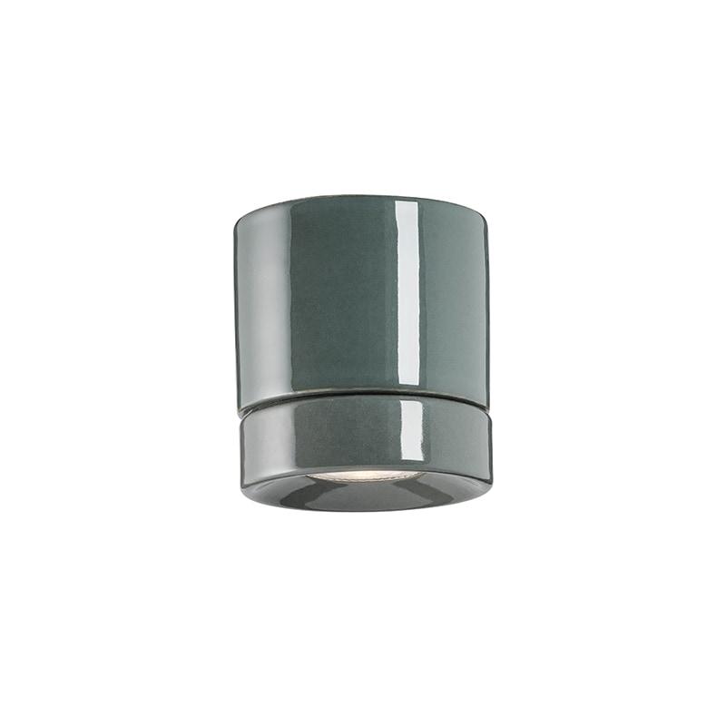 Light On Downlight taklampa bastu grå IP44