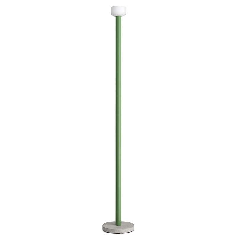 Bellhop golvlampa grön/vit