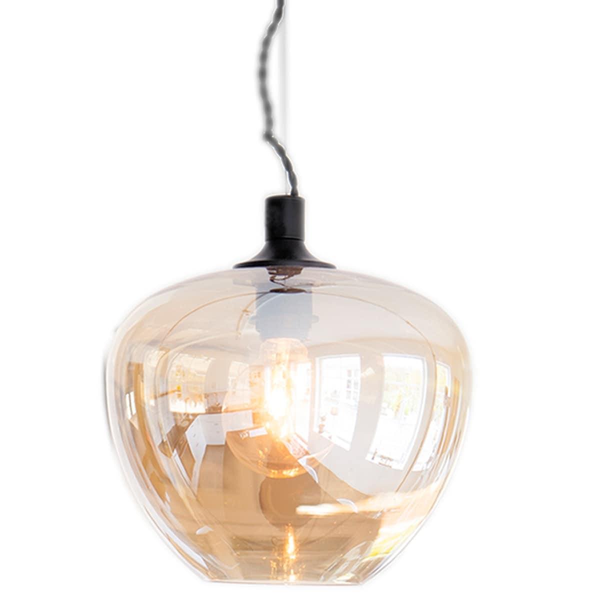 Bellissimo Taklampa amber