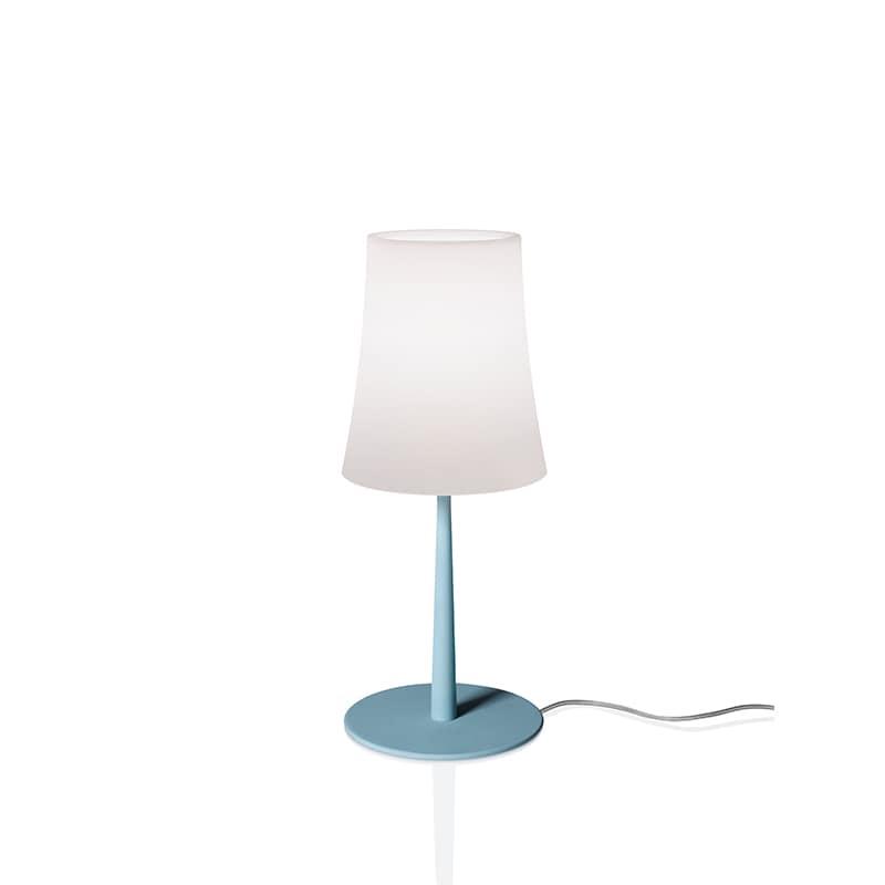 Birdie easy bordslampa ljusblå