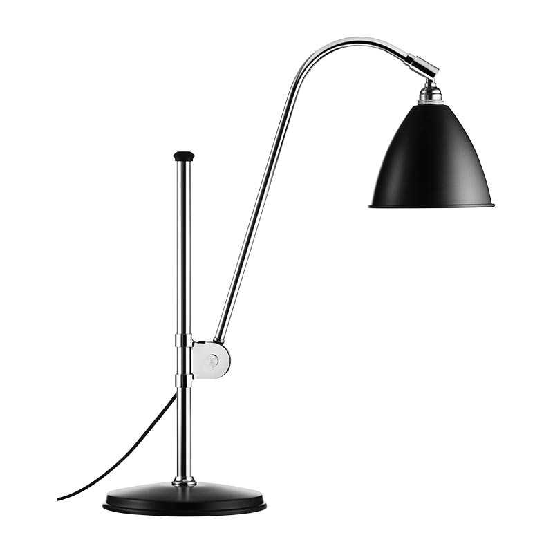 BL1 bordslampa black/chrome