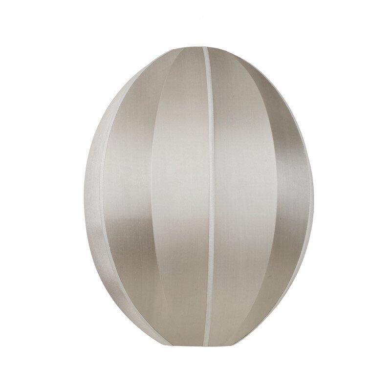 Indochina Oval B lampskärm grey