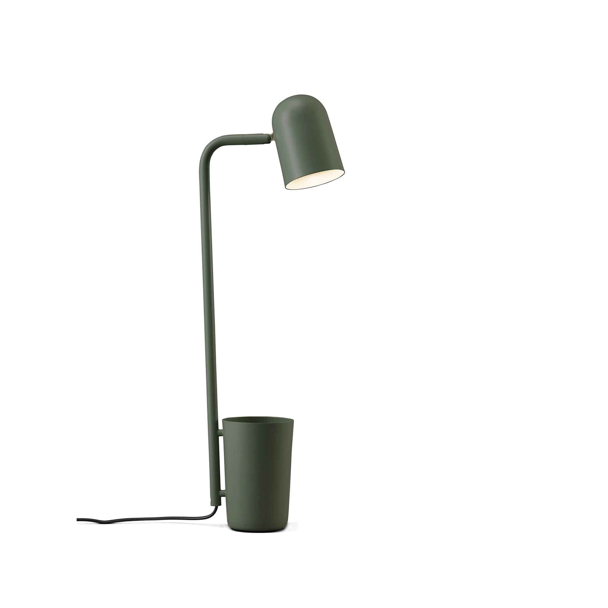 Buddy Bordslampa mörk Grön