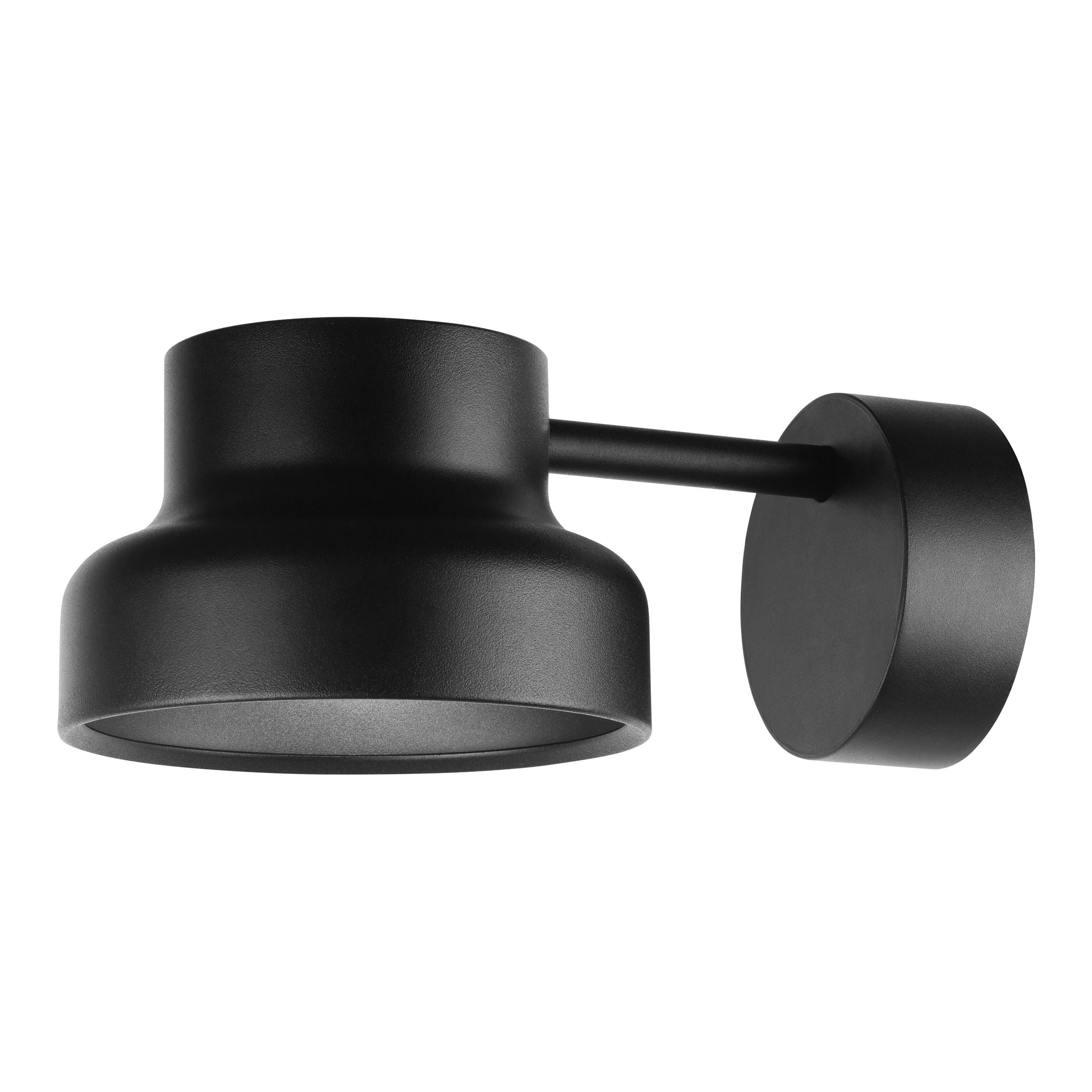 Bumling mini vägglampa IP55 svart