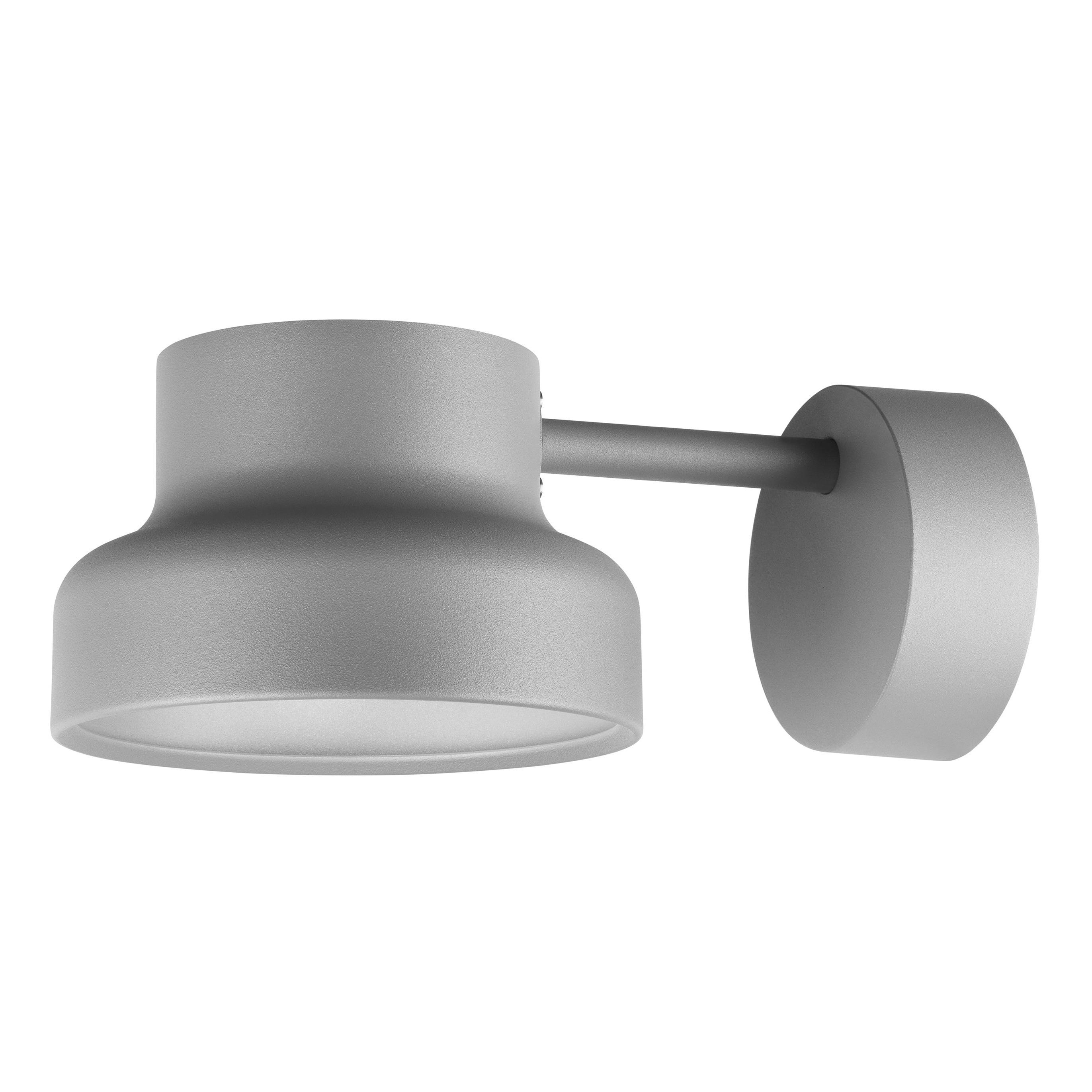 Bumling mini vägglampa IP55 aluminiumgrå