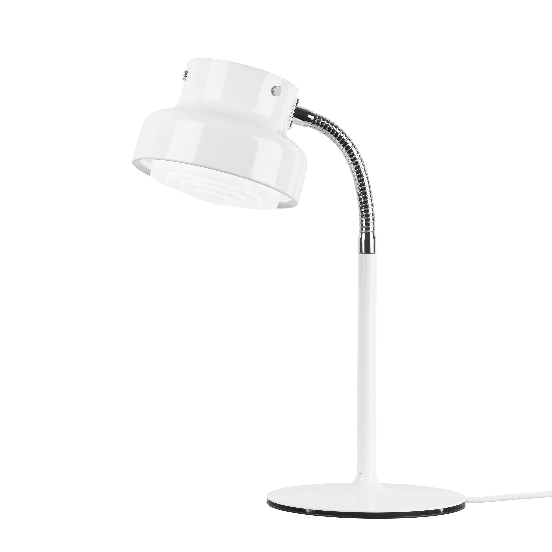 Bumling mini bordslampa vit