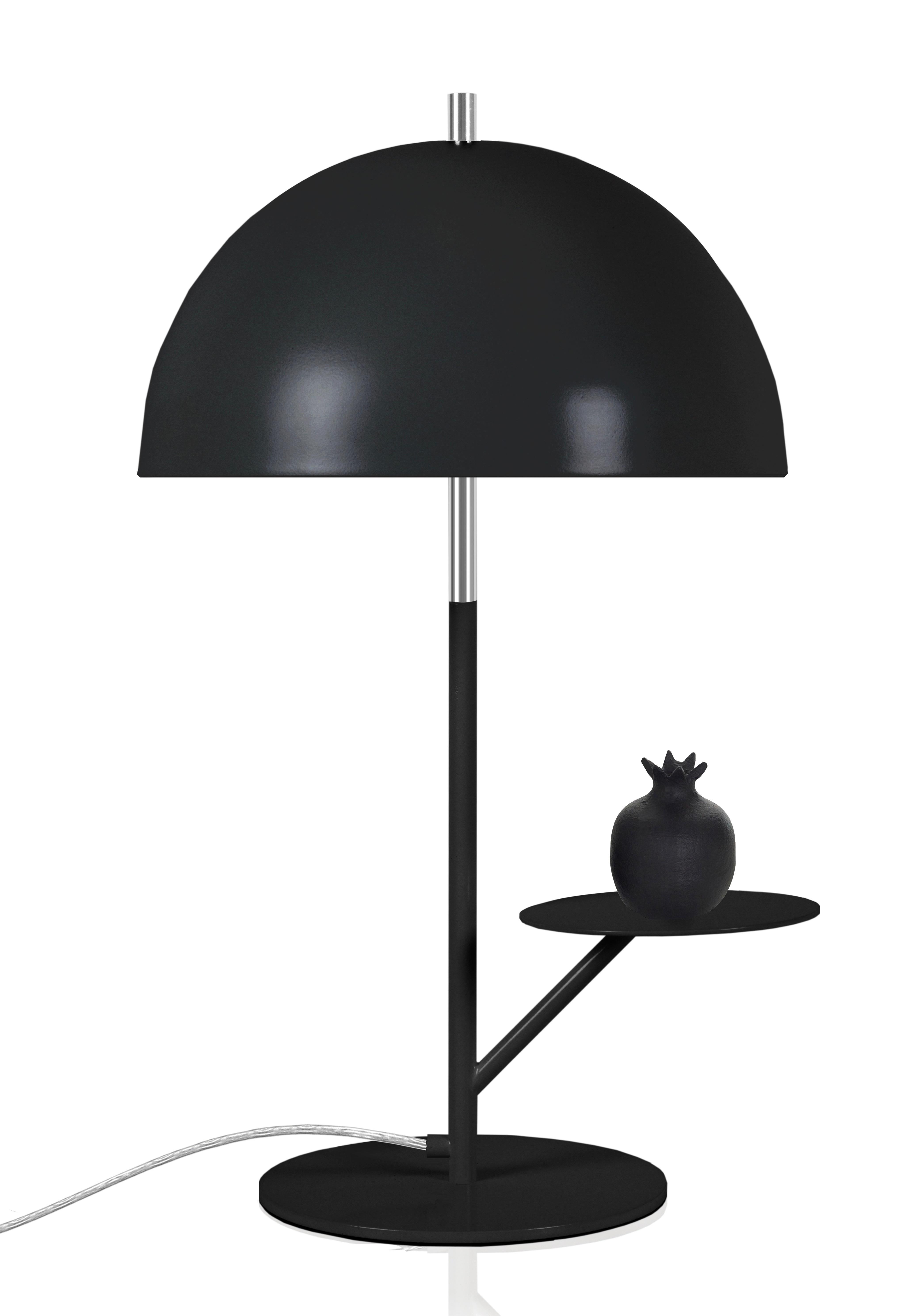 Butler Bordslampa svart