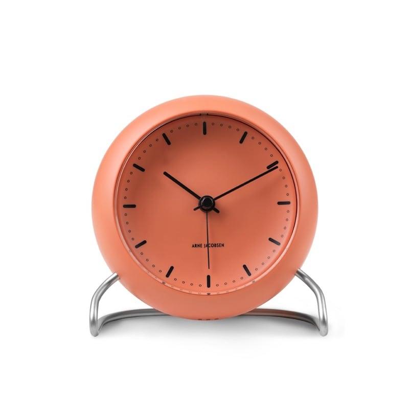 City hall bordsur med alarm Pale orange