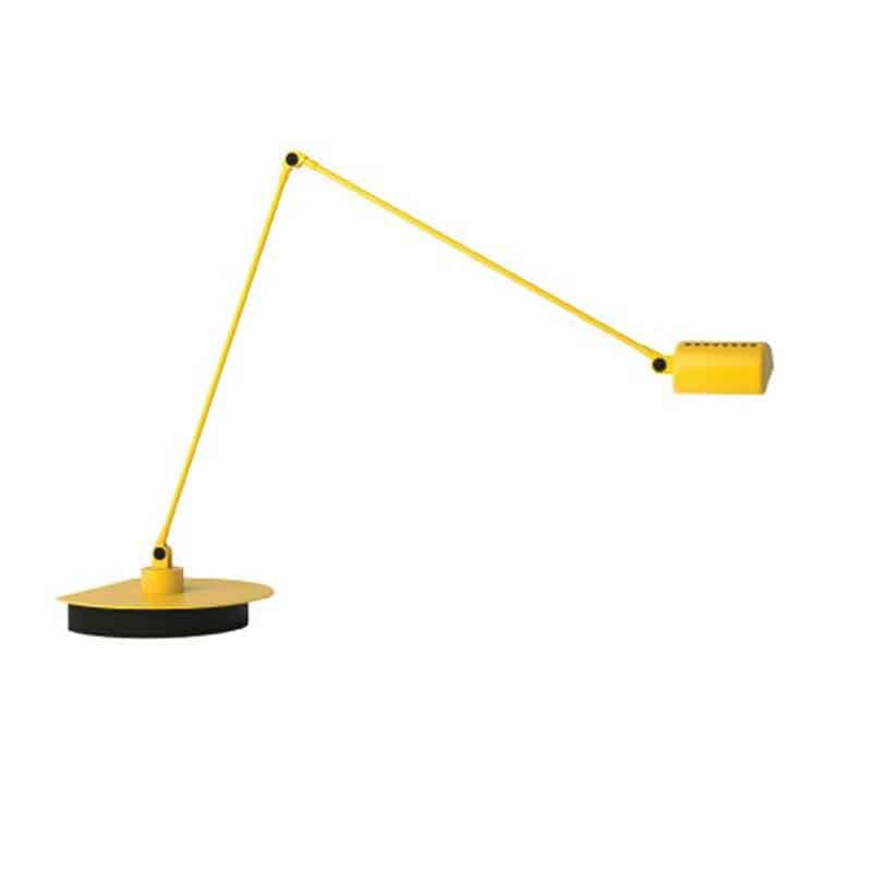 Daphine Cloe LED bordslampa matt yellow