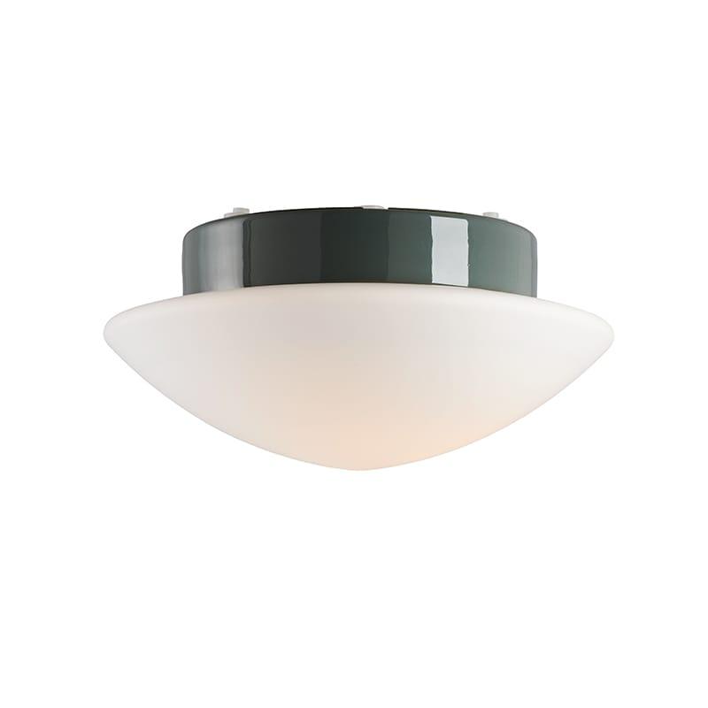 Contrast Solhem bastu vägglampa/taklampa grå IP44
