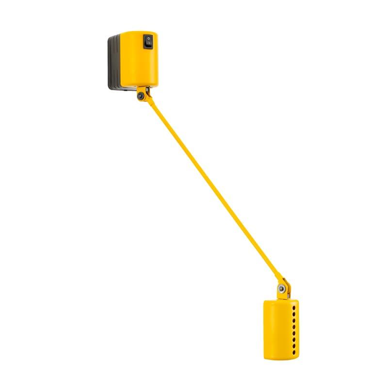 Daphine Parete 20 LED matt yellow