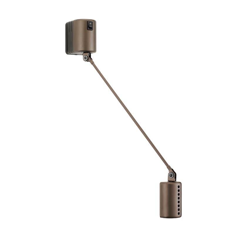 Daphine Parete 20 LED metallic bronze