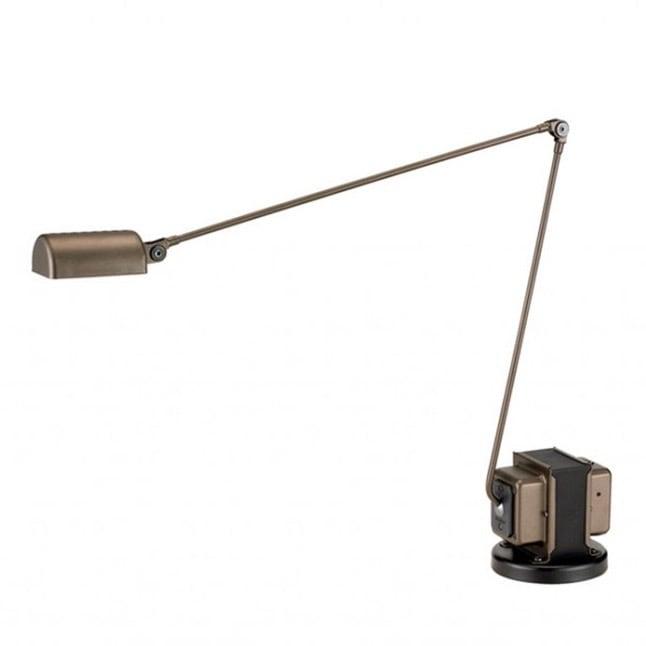 Daphine LED bordslampa metallic bronze