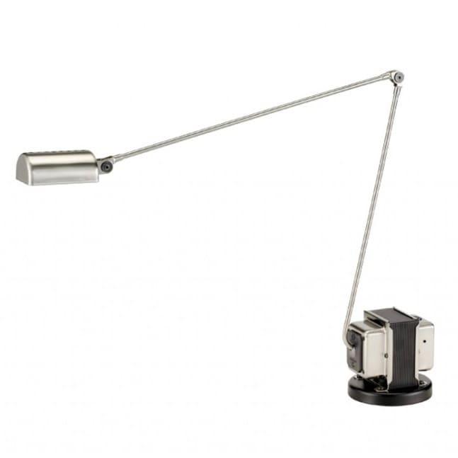 Daphine LED bordslampa brushed nickel