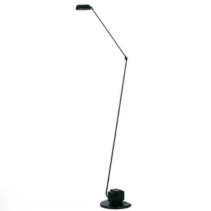 Daphine terra LED golvlampa black soft touch