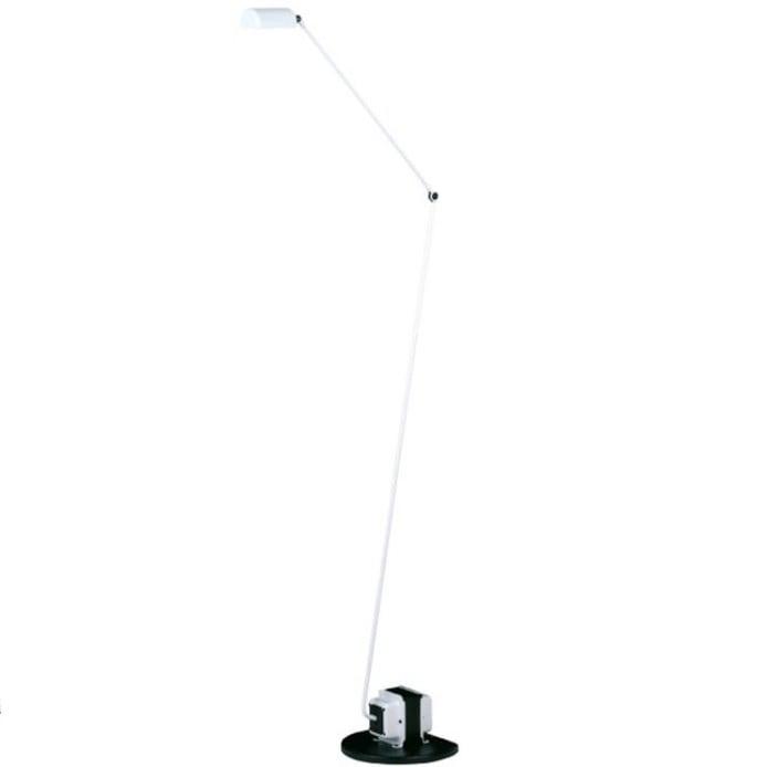 Daphine terra LED golvlampa matt white