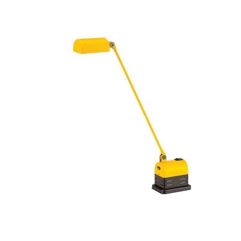 Daphinette LED bordslampa matt yellow