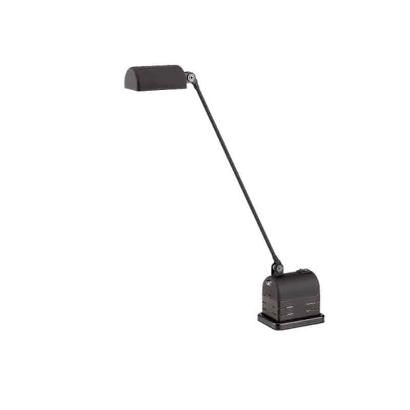 Daphinette LED bordslampa black soft touch