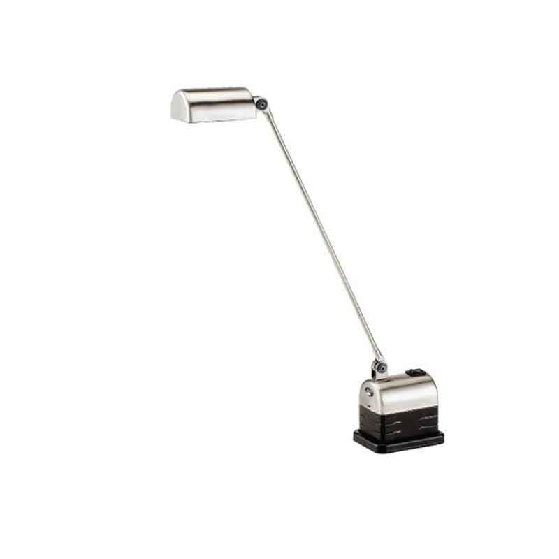 Daphinette LED bordslampa brushed nickel