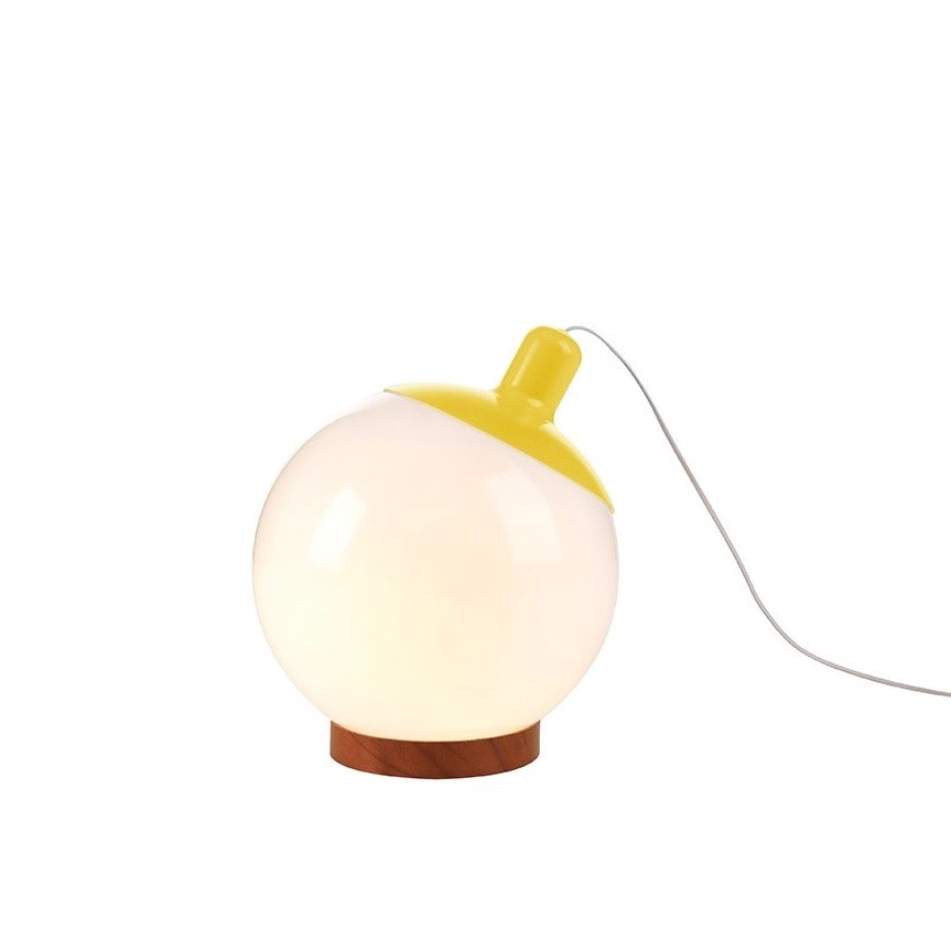 Dolly bordslampa gul