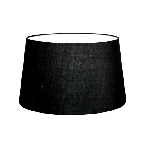 Dots lampskärm svart