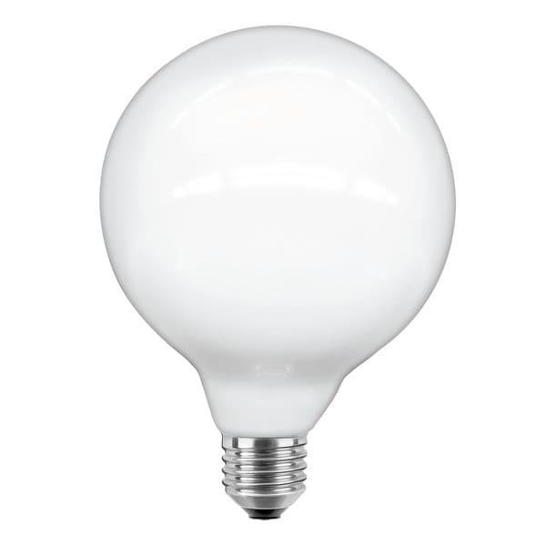Glödlampa Glob 95mm 40W E27 opal