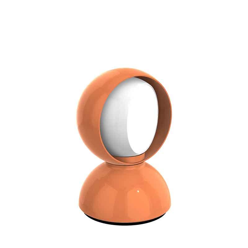 Eclisse bordslampa orange